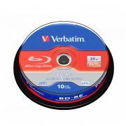 Диск Blu-ray BD-RE Verbatim SL HardCoat 43694
