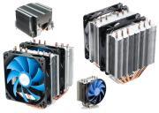 344498-001 HP Foxconn Proliant DL380 G4 ml370 G4 радиатор
