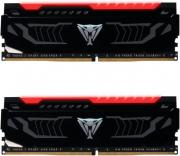 Оперативная память Patriot Viper PVLR48G300C5K LED RED DIMM DDR4 2x4Gb 3000MHz DIMM 288-pin/pc-24000/CL15