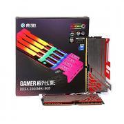 Galaxy RAM 8GB DDR4 3000MHz Обои для рабочего памяти Galaxy GAMER 3000 8G RGB