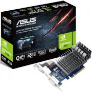 Видеокарта PCI-E ASUS GeForce GT 710 710-2-SL 2Gb Silent Low Profile GDDR3 64bit 28нм 954/1800MHz DVI(HDCP)/HDMI/VGA RTL