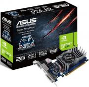 Видеокарта PCI-E ASUS GeForce GT 730 GT730-SL-2GD5-BRK 2GB Silent Low Profile GDDR5 64bit 28nm 902/5010MHz DVI-D(HDCP)/HDMI/VGA RTL