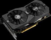 Видеокарта Asus NVIDIA GeForce GTX 1650 4096 Мб (ROG-STRIX-GTX1650-A4G-GAMING)