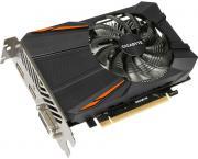 Видеокарта Gigabyte NVIDIA GeForce GTX 1050 Ti 4096 Мб (GV-N105TD5-4GD)