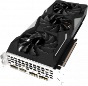 Видеокарта Gigabyte NVIDIA GeForce GTX 1660 Ti 6144 Мб (GV-N166TGAMING OC-6GD)