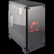 Корпус ATX Miditower Corsair Crystal Series 460X CC-9011099-WW Black