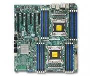 Mother Board Supermicro MBD-X9DAE-O - E-ATX, 2xLGA2011, Intel®C602, 16xDDR3, 10xSATA, 2xGbE, Audio