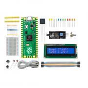 Мини-плата для разработки микроконтроллера Raspberry Pi Pico Basic Kit