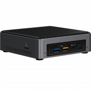 Неттоп Intel NUC BOXNUC8I3BEK2 (961538) Black