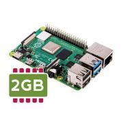 Микрокомпьютер Raspberry Pi 4 Model B, 2GB RAM