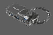 Разветвитель USB Usb-хаб 21318 trust oila 4xusb 3.1