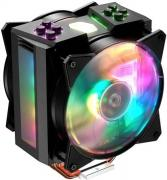 Кулер Cooler Master CPU Cooler MasterAir MA410M, 600-1800 RPM, 150W, addressable RGB, lighting controller, Full Socket Support
