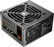 Блок питания ATX Cougar VTX 700 700W, PCIe-4, aPFC, 120mm Fan, 80Plus Bronze, Retail