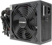 Блок питания ATX Crown CM-PS750W PRO 750W, 80Plus BRONZE, APFC 20+4in 500mm, 140mm FAN, SATA*7, PATA*7,FDD*1, 4+4pin, 6+2pin PCI-E*2