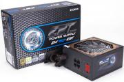 Блок питания ATX Zalman ZM750-EBT 750W 80 PLUS GOLD, APFC, 120mm Fan, 6x PCI-E, модульные кабели в оплетке, RTL