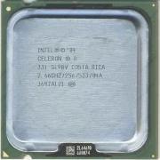 Процессор Socket 775 Intel Celeron D 331 SL98V 2.66GHz/256/533/04A Уценка