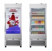 Холодильник с прозрачным дисплеем LG 49WEC-C