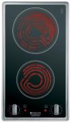 Встраиваемая варочная панель электрическая Hotpoint-Ariston 7HDK 2K (IX) RU/HA Black