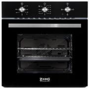 Встраиваемый электрический духовой шкаф ZorG Technology BE4 Black