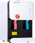 Кулер для воды Aqua Work 105-TDR бело-черный электронный