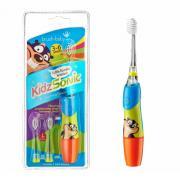 Brush-Baby KidzSonic звуковая щётка, 3-6 лет, голубая