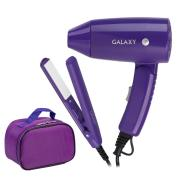 Набор (фен + щипцы) Galaxy GL4720