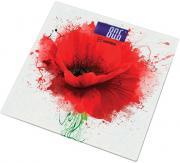 Весы напольные Красный мак Hottek A277222