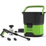 Мойка высокого давления GreenWorks GDC40 (5104507)