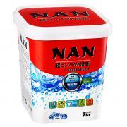 Стиральный порошок Nan суперконцентрированный для белого белья 700 гр