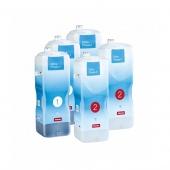 Моющее средство для стиральных машин Miele Набор картриджей UltraPhase (3хUltraPhase1 + 2хUltraPhase2)