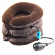 MELT Массажный надувной воротник для шеи