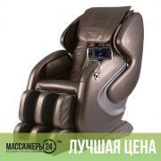 Массажное кресло CASADA BetaSonic (БетаСоник) brown