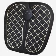 Thousand Hands Коврик Массажер для ног, Электрический EMS массажера с подогревом и вибрацией. ABS физиотерапия для ног и ухода за кожей стопы и мышцы.