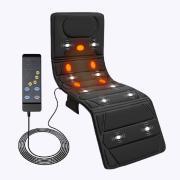 Массажный матрас Sportazi / Массажный мат / Матрас электрический с пультом управления