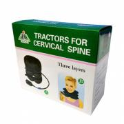 Массажный надувной воротник Tractors for Cervical Spine для шеи