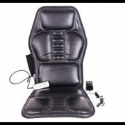 Массажная накидка на кресло MS-063 (Черный)