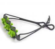 Универсальный роликовый массажер (Зеленый)