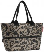 Сумка хозяйственная Reisenthel Shopper E1 Baroque taupe RJ7027