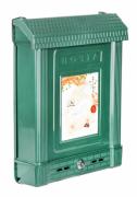 Ящик почтовый Альтернатива М6435 зеленый