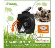 FLEA-TICK REPELLER Мобильный ультразвуковой отпугиватель клещей и блох