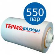 Плёнка для бахил СтЭко 550 пар
