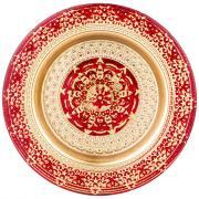Тарелка Jasmin red A295242