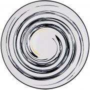Тарелка десертная Черно-белое. Штрих Lefard A194569