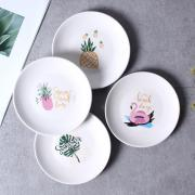"Набор из 4-х тарелок ""Summer"" диаметр 15 см"
