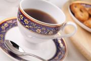 Чайный сервиз КОБАЛЬТ от Royal Aurel на 6 персон, 15 предметов