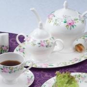Чайный сервиз ПРОВАНС от Royal Aurel на 6 персон, 15 предметов