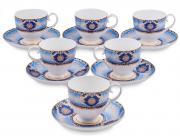 Чайный сервиз на 6 персон Флоренция Pavone E54105
