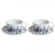 Набор чайных пар Floral Liberty Jones, 250 мл, 2 шт.