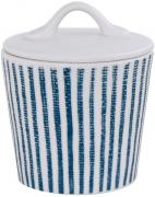 Сахарница (белый с синими полосками) Бриз Nuova R2S (Easy Life) L254549
