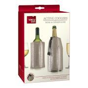 Набор охладительных рубашек для вина и игристых вин VACU VIN платина